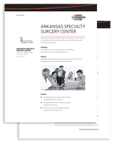 Resolve AAAHC Certification Deficiencies Case Study