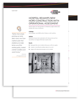 Hospital Operational Assessment Case Study