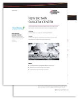 Increase Inventory Management Surgery Center Case Study